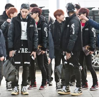Kris, Xiumin & Chen