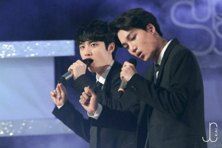 Kyungsoo & Kai