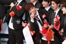 Kyungsoo, Luhan & Yixing