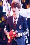 Luhan shocked