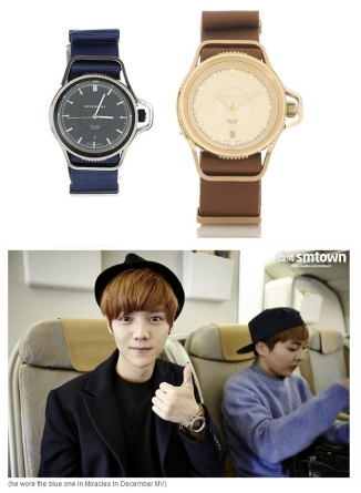 Luhan & watches
