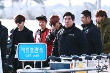 Luhan, Xiumin, Baekhyun & Chanyeol