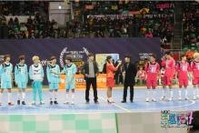 Luhan & Xiumin @ Soccer Match