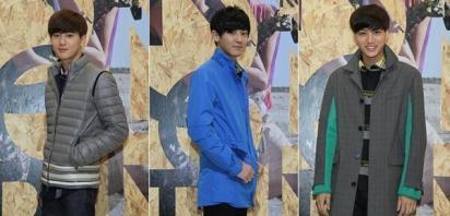 Sehun, Chanyeol & Kai