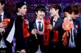 Sehun, Kyungsoo & Yixing
