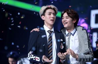 Sehun & Minho