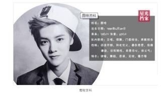 Sina Interview Luhan