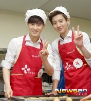 Suho & Chanyeol