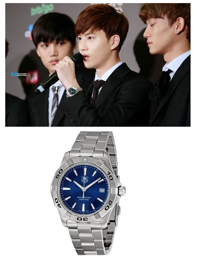 Suho & Watches