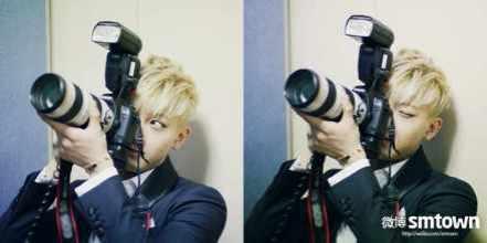 Tao & a camera