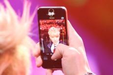 Tao takes a selfie