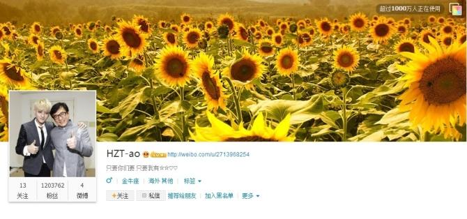 Tao's New DP