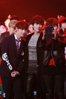 Yixing, Kyuhyun & Ryeowook