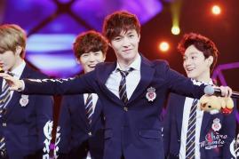 Yixing, Luhan & Chen