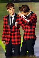 Yixing & Suho