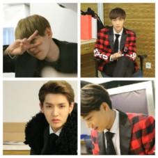 Baekhyun, Yixing, Kris & Kai