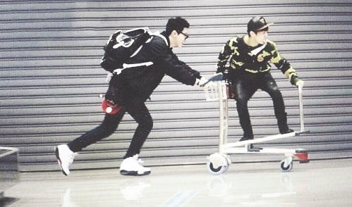 Chanyeol & Xiumin