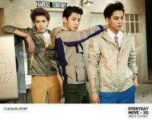 Kris, Chanyeol & Kai