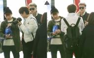 Luhan, Xiumin & Sehun