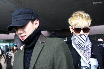Sehun & Tao