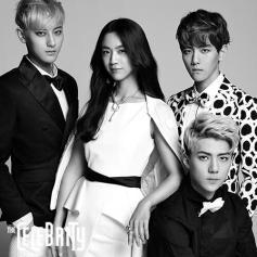 Tao, Tang Wei, Baekhyun, & Sehun (2)