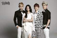 Tao, Tang Wei, Baekhyun, & Sehun (3)