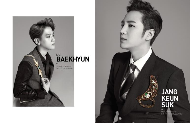 Baekhyun & Jang Keun Suk