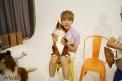 Baekhyun & Stuff Rabbit