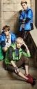 Baekhyun, Tao & Sehun