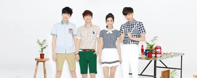 Chanyeol, Chen, Yeji & Kai