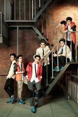 Chanyeol, D.O., Suho, Kris, Luhan & Lay