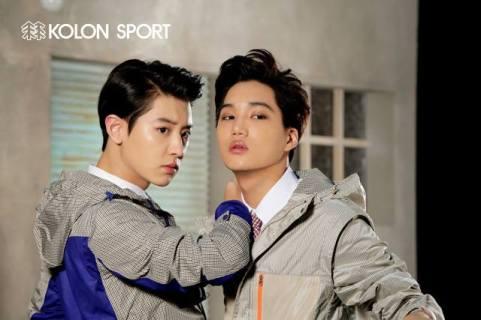 Chanyeol & Kai