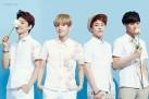 Chen, Baekhyun, Xiumin & Kai