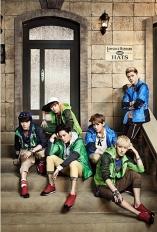 Chen, Xiumin, Kai, Baekhyun, Tao & Sehun