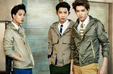 Kai, Chanyeol & Kris