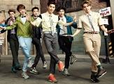 Kris, Luhan, Chanyeol, Suho, Lay & Baekhyun
