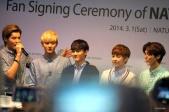 Kris, Tao, Chen, Xiumin, Luhan