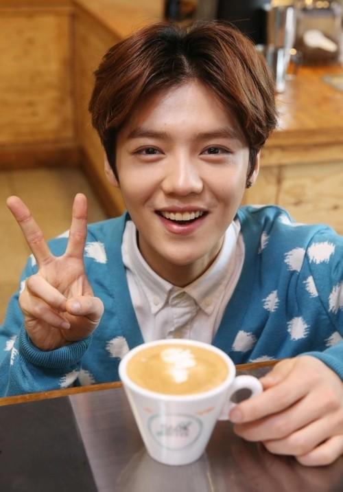 Luhan & Coffee