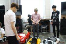 Suho, Baekhyun & Chanyeol