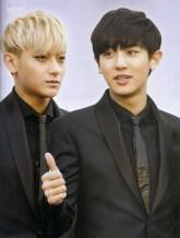 Tao & Chanyeol