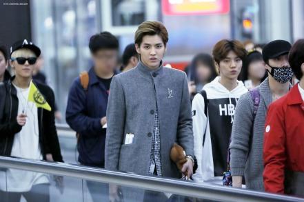 Tao, Kris, Luhan