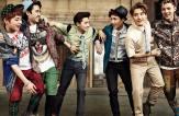 Xiumin, D.O., Suho, Lay, Baekhyun, Sehun