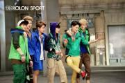 Xiumin, Sehun, Baekhyun, Chen, Kai & Tao