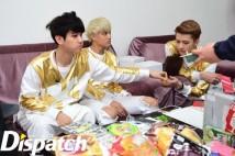 Baekhyun, Kai & Sehun