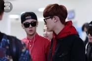 Chanyeol & Sehun
