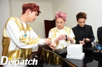 Chanyeol, Xiumin & Chen