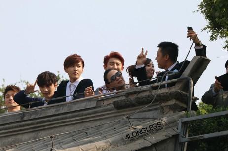 Chen, Lay, Kris & Chanyeol