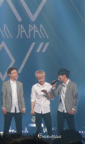 Chen, Xiumin & Baekhyun