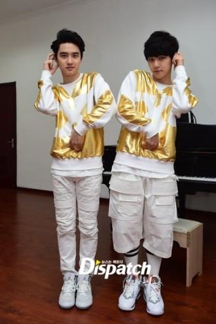D.O. & Baekhyun