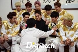 EXO & Jackie Chan_2